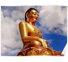 Buddha Dordenma Poster