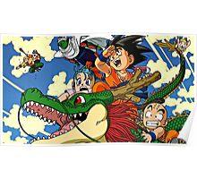 Dragon Ball Z Poster