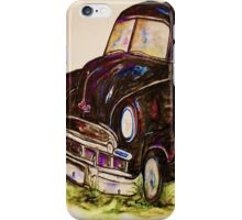 Car of Character iPhone Case/Skin