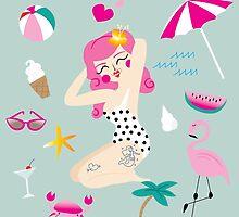 Summer Lovin' by prouddaydreamer