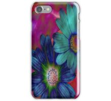Colourful Daisies  iPhone Case/Skin