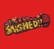 Smashed!! Kids Tee