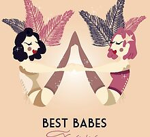 Best Burlesque Babes Forever by prouddaydreamer