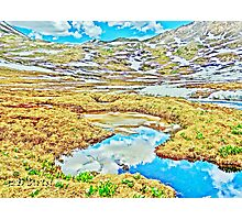 Roaring Fork River, Headwaters No.7 Photographic Print