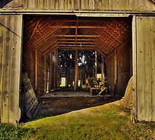 Barn Door by lincolngraham