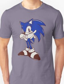 Minimalist Modern Sonic T-Shirt