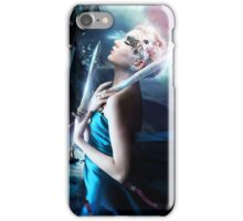 Two of Swords iPhone Case/Skin
