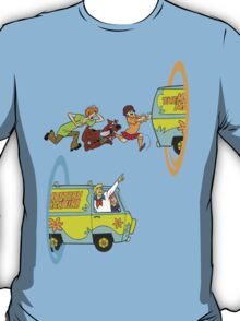 Scooby-Doo and Portal Too T-Shirt
