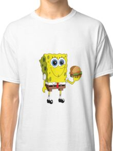 Sponge Bob - Krabby Patty Classic T-Shirt