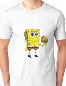 Sponge Bob - Krabby Patty Unisex T-Shirt