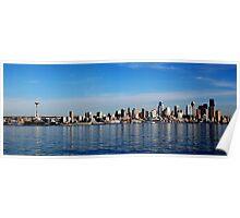 Seattle, WA Poster