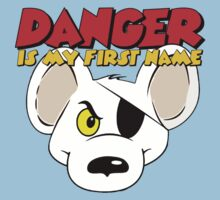 Danger is my first name. Kids Clothes
