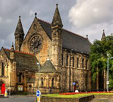 Mansfield Traquair Centre by Tom Gomez