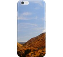 California Hills iPhone Case/Skin