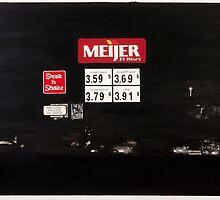 Midwest Skyline by Joshua Rex