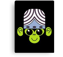 Cute Mojo Jojo Canvas Print
