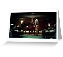 Season 1 Hannigram - Closer Together #1 Greeting Card