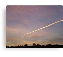 air traffic  Canvas Print