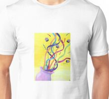Birthday Celebration Acrylic Unisex T-Shirt