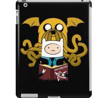 Finncraft & Jakethulhu iPad Case/Skin