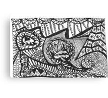 Dragon's Den Canvas Print