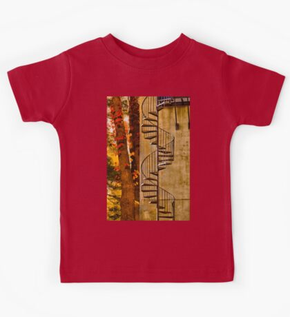 ESCAPE TO THE FALL Kids Tee