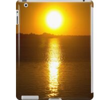 Sunset Over Lake Dora iPad Case/Skin