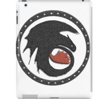 Night Fury Symbol Tee (How To Train Your Dragon iPad Case/Skin