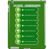 Mr Sark iPad Case/Skin