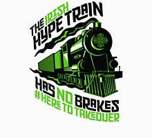 The Irish Hype Train Mens V-Neck T-Shirt