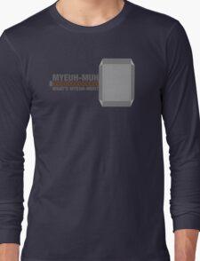 Myeuh-Muh Long Sleeve T-Shirt