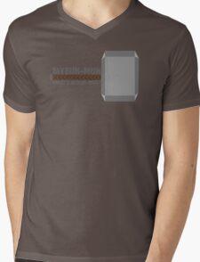 Myeuh-Muh Mens V-Neck T-Shirt