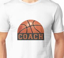 Basketball Coach Unisex T-Shirt