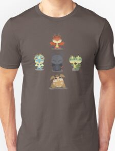 Baby Dragons How To Train Your Dragon 2 Unisex T-Shirt