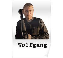 Wolfgang Sense8 Poster