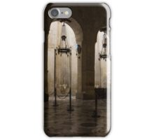 Syracuse Cathedral - an Ancient Greek Temple, 2500 Years Old iPhone Case/Skin