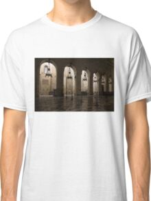 Syracuse Cathedral - an Ancient Greek Temple, 2500 Years Old Classic T-Shirt