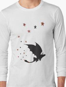 Httyd Forbidden Friendship (No Text) Long Sleeve T-Shirt