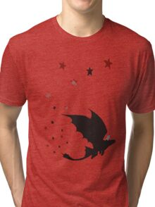 Httyd Forbidden Friendship (No Text) Tri-blend T-Shirt