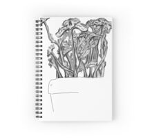 Potted Spiral Notebook