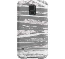 Cracking branches (charcoal)  Samsung Galaxy Case/Skin