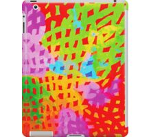 Abstract Watercolor Painting iPad Case/Skin
