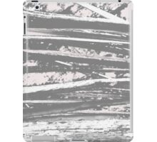 Cracking branches (charcoal)  iPad Case/Skin