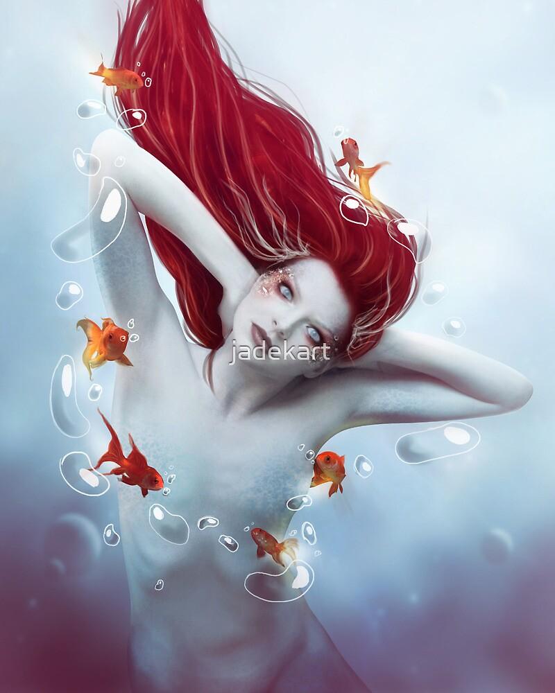 the mermaid by jadekart