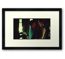 Season 2 Hannigram - Murder Husbands #6 Framed Print