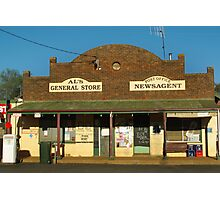 WONGARBON POST OFFICE. Photographic Print