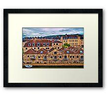 The City of Bath Framed Print