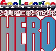 Goal-scoring Superstar Hero by shuriken76
