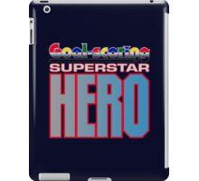 Goal-scoring Superstar Hero iPad Case/Skin