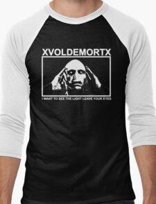 xVOLDEMORTx Men's Baseball ¾ T-Shirt